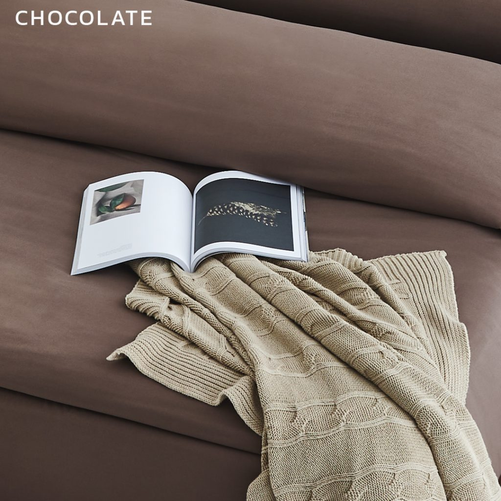 Lotusattitude - CHOCOLATE