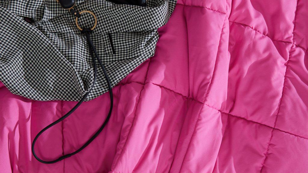 Lotusattitude - pink ผ้านวม