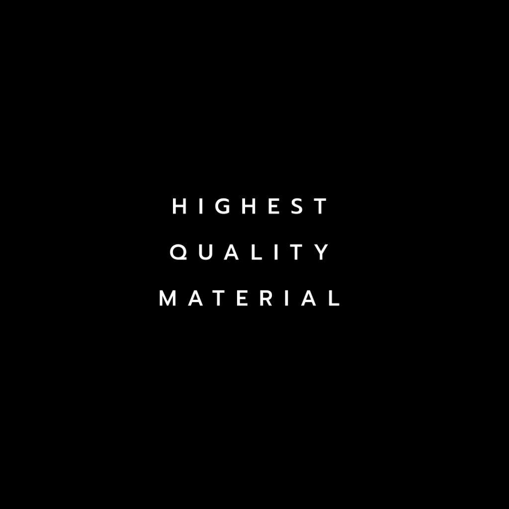 Lotus attitude - Black highest quality material