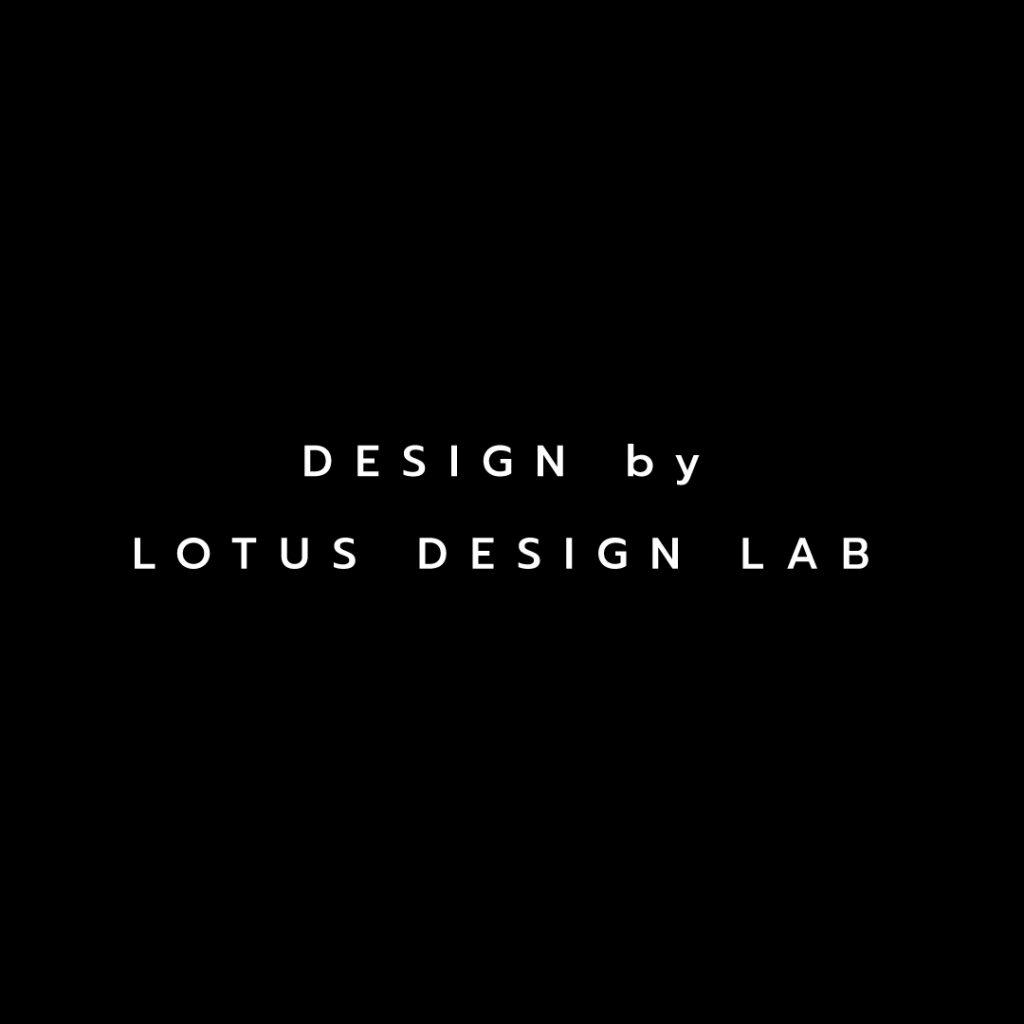 Lotus attitude - Black design by lotus design lab
