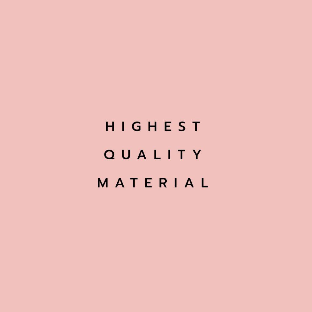 Lotusattitude - BRUSHPINK highest quality material