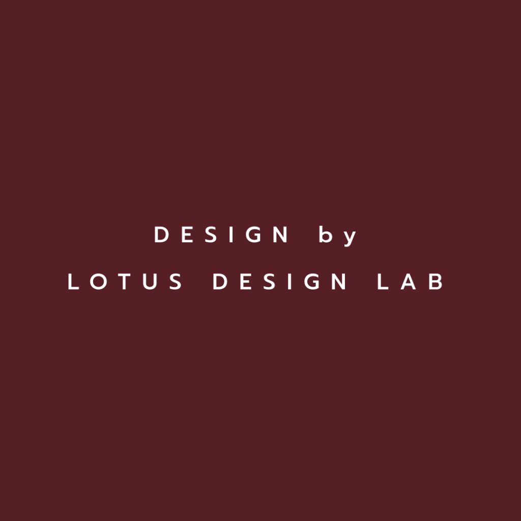 Lotus attitude - Burgundy highest quality material