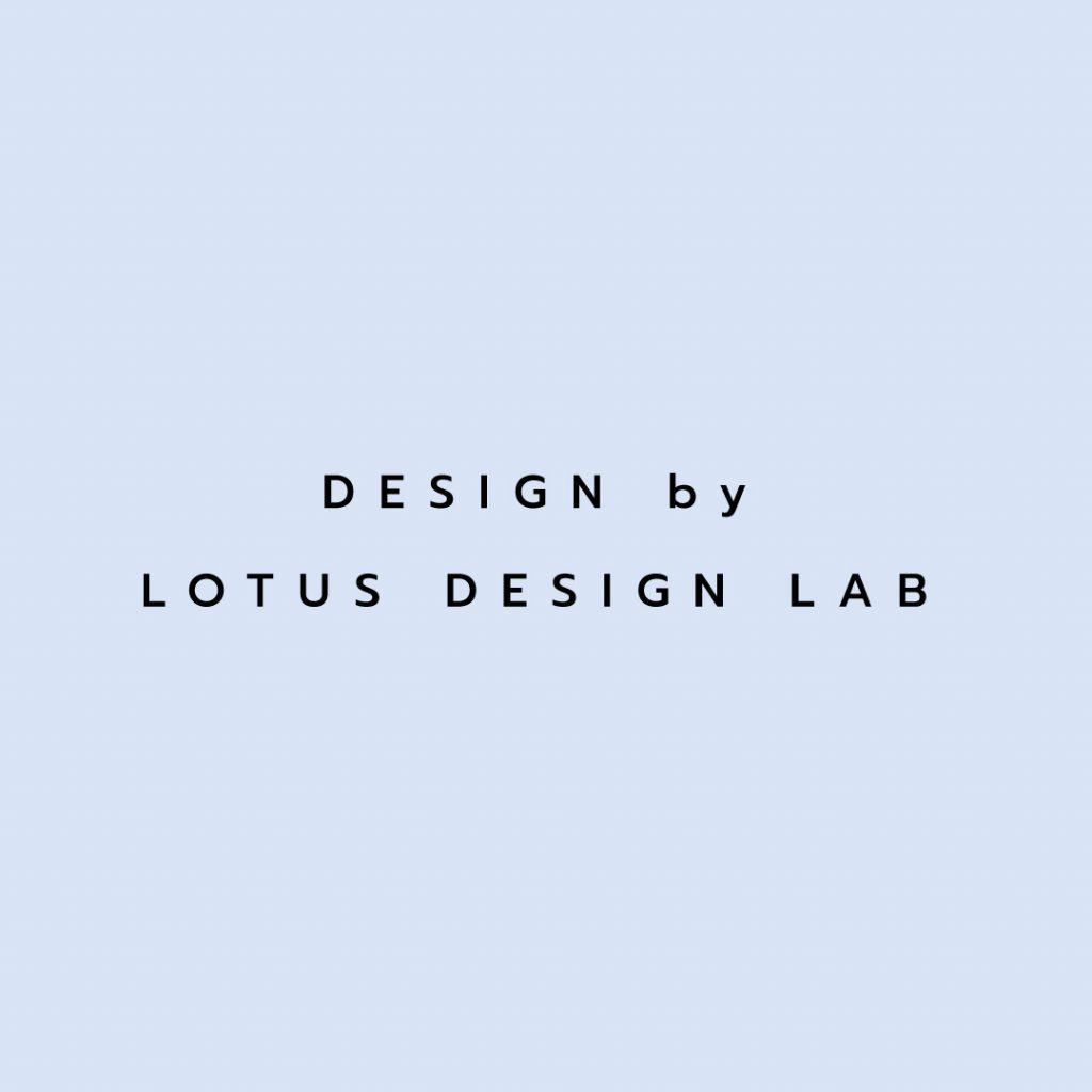 Lotus attitude - lightblue design by lotus design lab