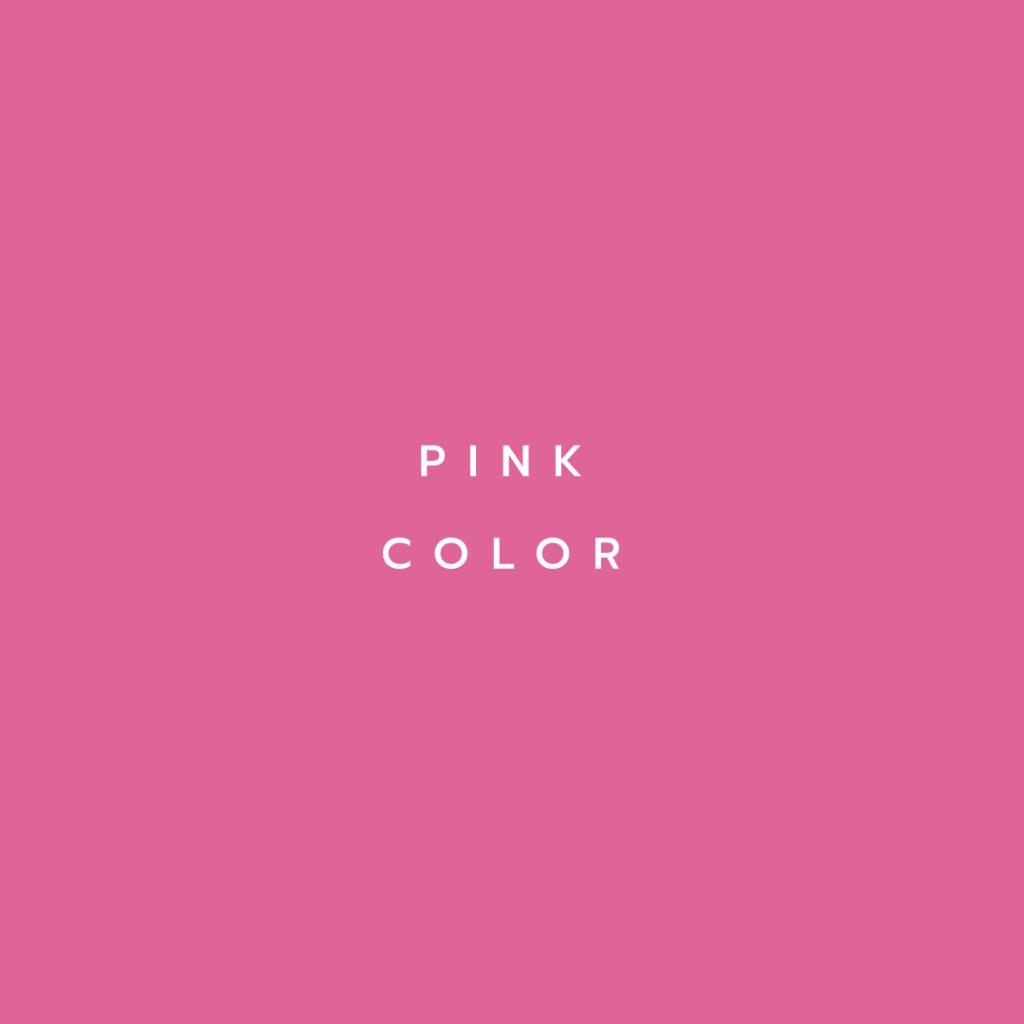 Lotus attitude - pink Color