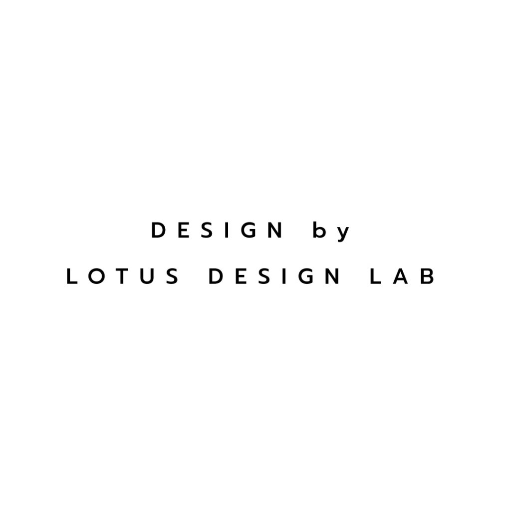 Lotus attitude - white DESIGN by LOTUS DESUGN LAB