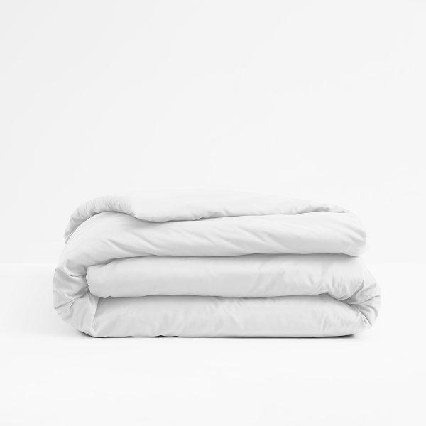 ปลอกผ้านวม - Lotusattitude - WHITE